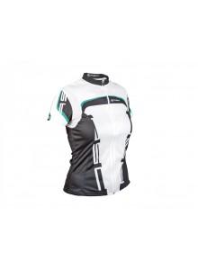 AUTHOR Dres Lady Sport L (18A biela/čierna/zelená)