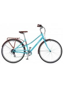 "Gloria 2019 17"" modrá Author dámsky touring bicykel"