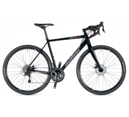 Aura XR 4 2019 54 čierna/červená Author Gravel bike