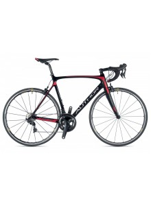 Charisma 66 2019 54 karbón/červená Author cestný bicykel