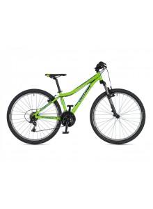 """A-Matrix 26 2020 13,5"""" zelená/modrá/čierna Author detský 26"""" bicykel"""