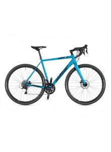 Gravel bike Author Aura XR3 2020 52 modrá