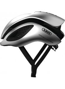 Cyklistická prilba Abus Gamechanger gleam silver L (58-62 cm)